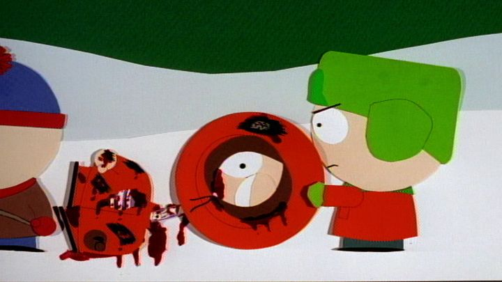 Aliens kill kenny video clip south park studios - Pics of kenny from south park ...