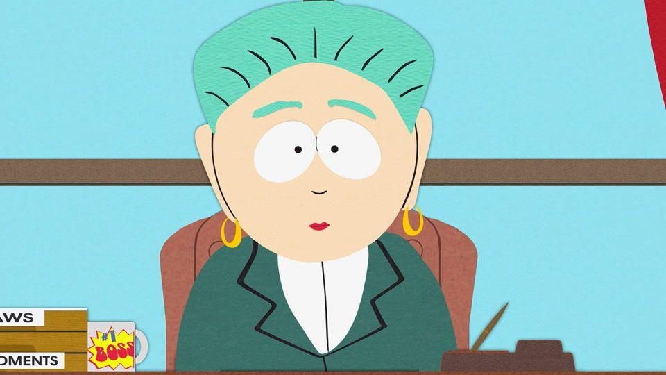South Park Lesbian Bar 107