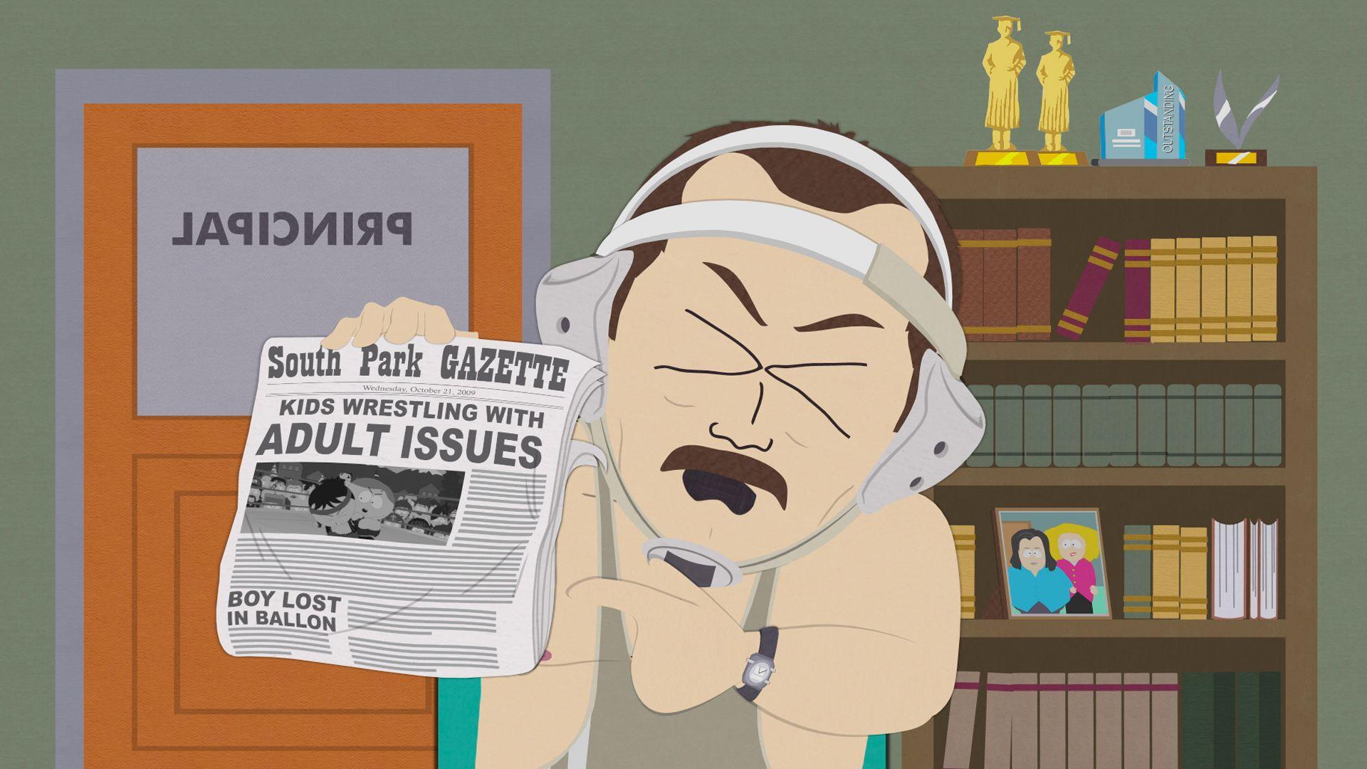 South park gay porn