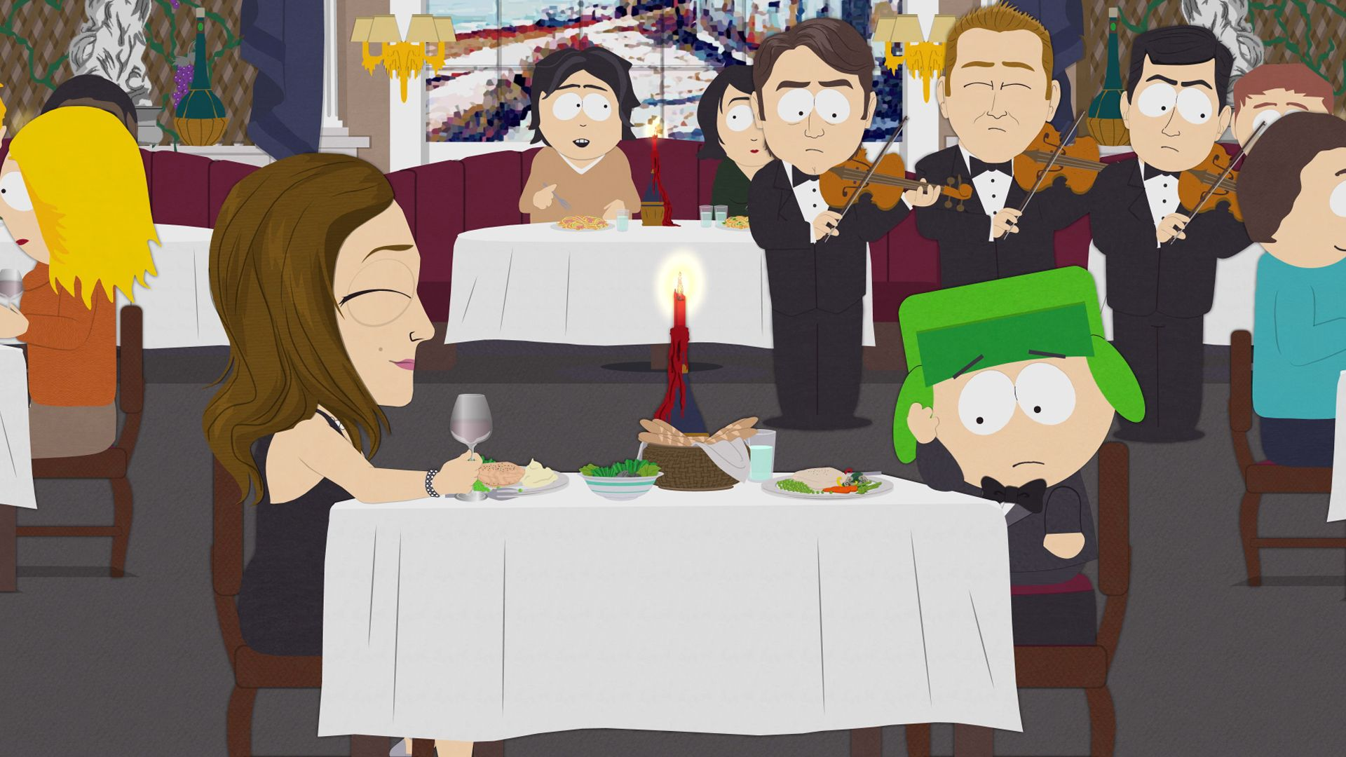 South park thanks gif