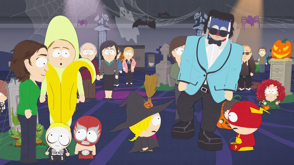 Halloween Horror - Video Collection | South Park Studios