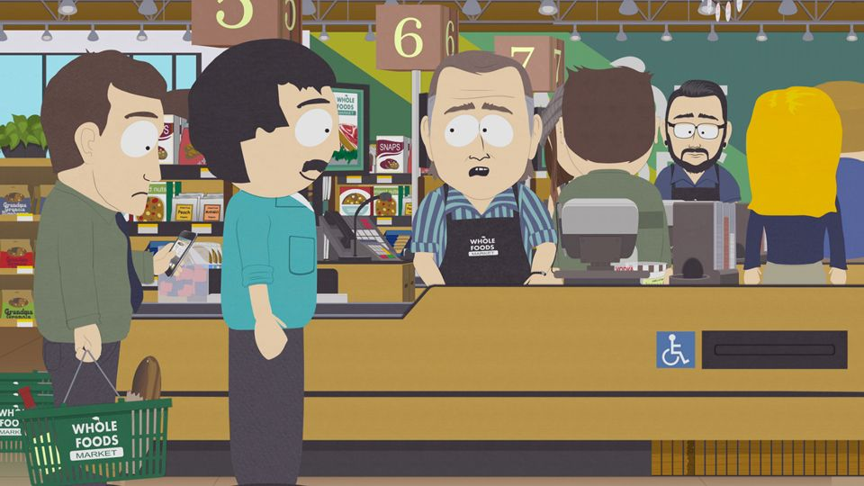 Which South Park Episode Was About Whole Foods
