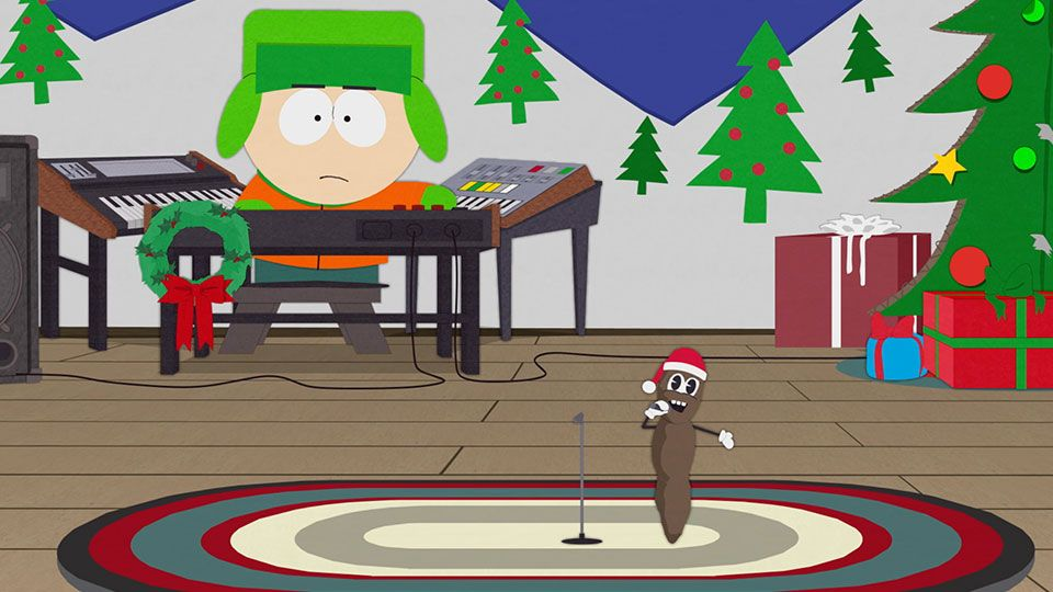 Christmastime in October - Video Clip | South Park Studios