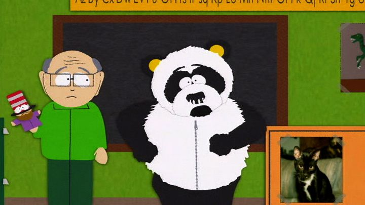 Sexual Harassment Panda Episode