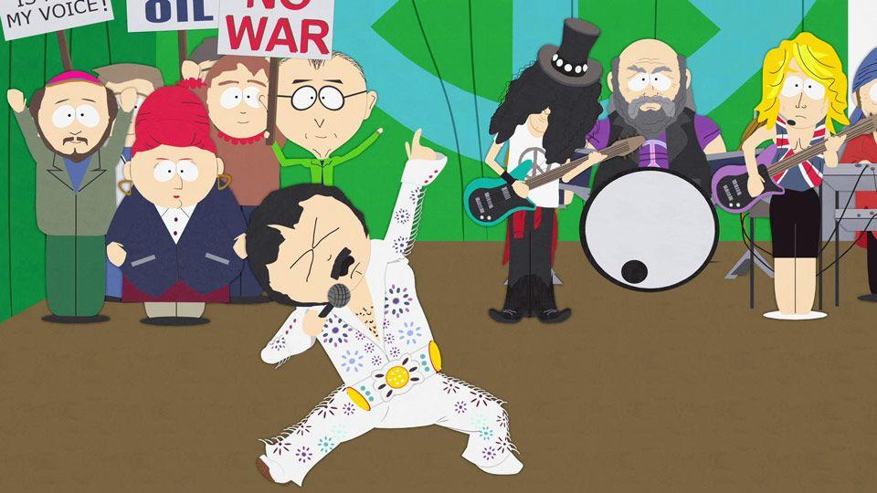 South Park Rollen