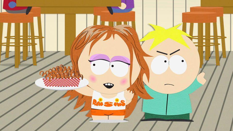 Lexus Park Place >> Butters' Break Up - Video Clip | South Park Studios