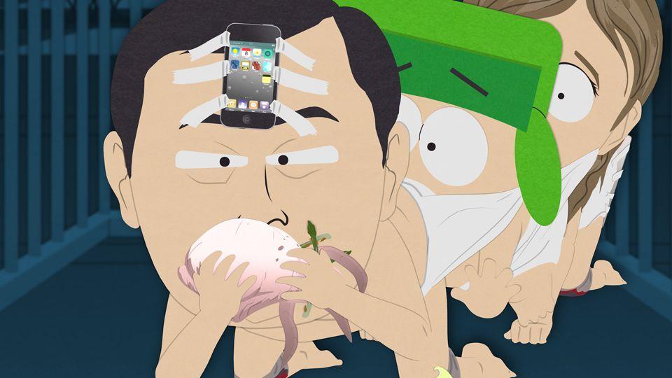 Humancentipad Full Episode Season 15 Ep 01 South Park
